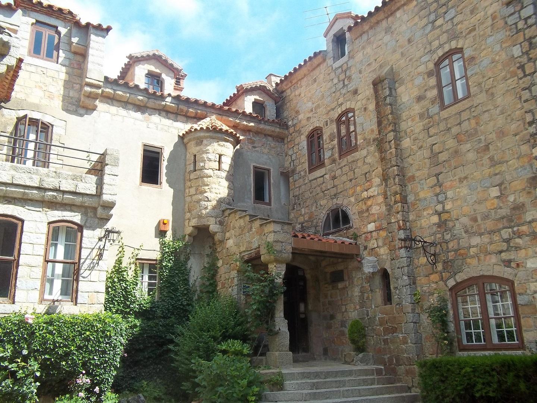La transformaci de santa fe del montseny iv l hotel l for Les piscines del montseny